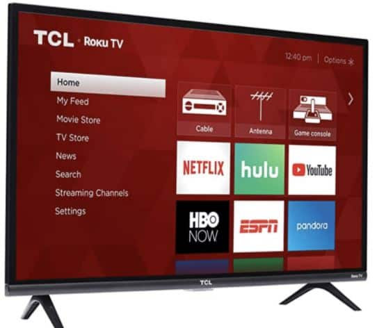 TCL 32S327 review